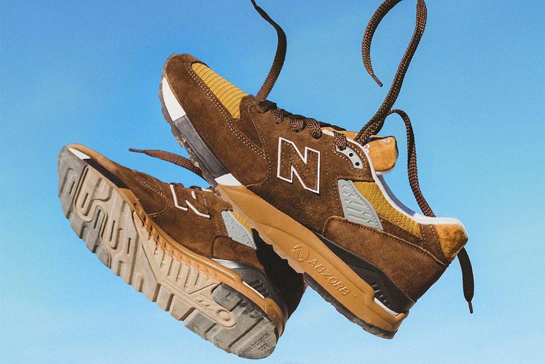 J Crew New Balance 998 National Parks 3