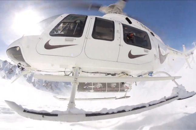 Nike Snowboarding Get Laced Up Screencap3 1