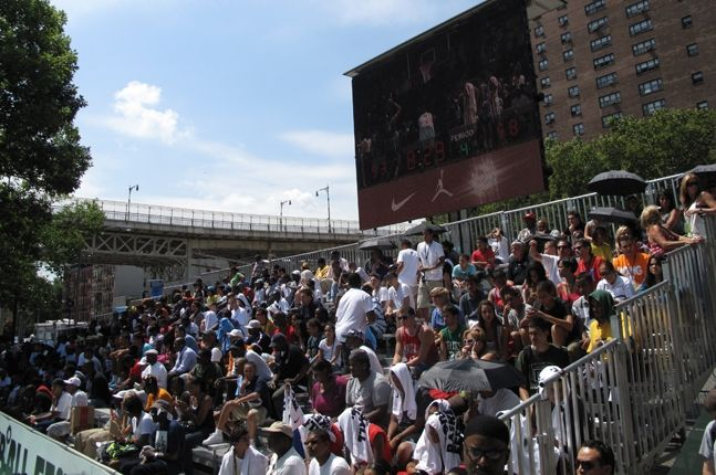World Basketball Festival Rucker Park 40 2