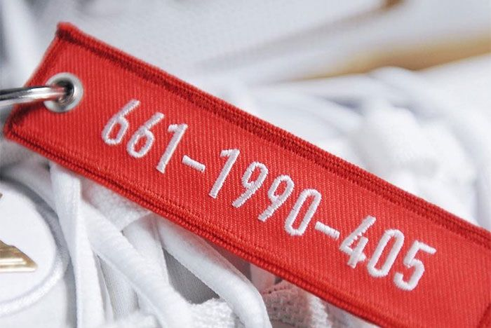 Nike Pg3 Apollo Missions Label