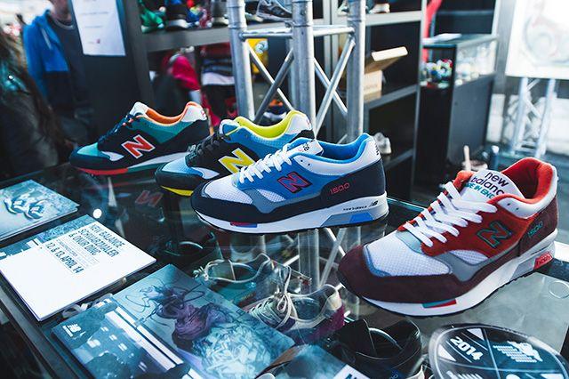Sneakerness Zurich 2014 Recap 1