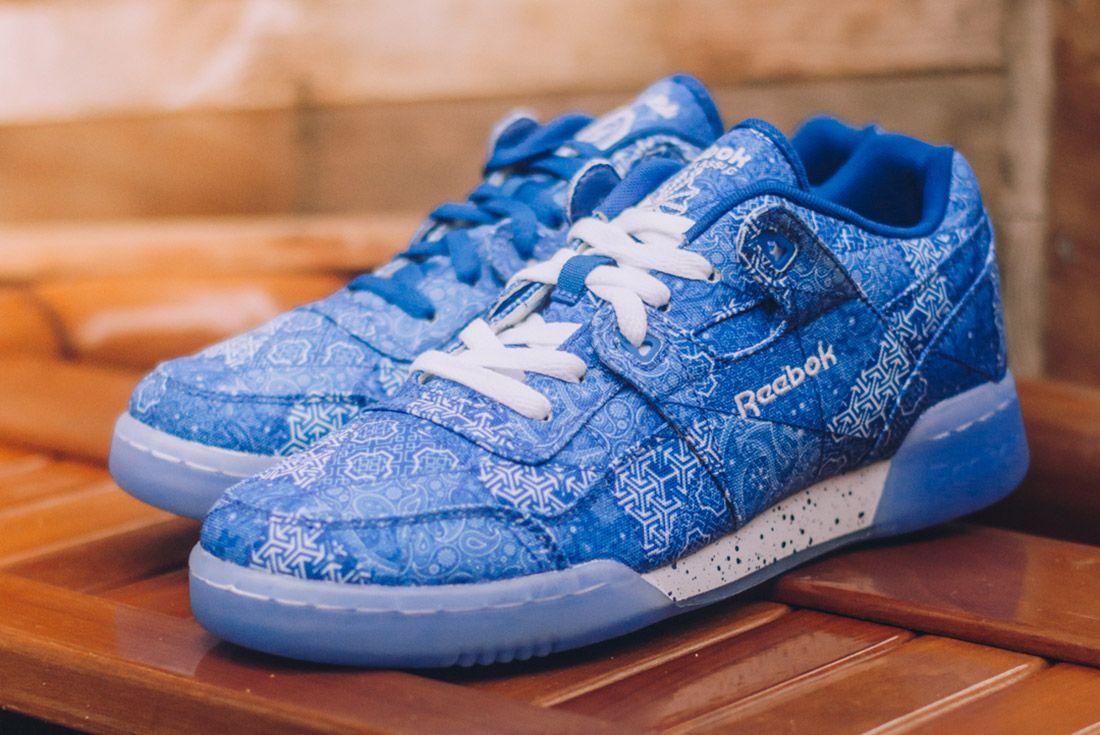 Limited Edt X Reebok Workout Lo Sneaker Freaker 6