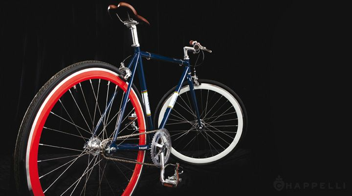Chappelli Le Coq Sportif Limited Edition Bicycle 4