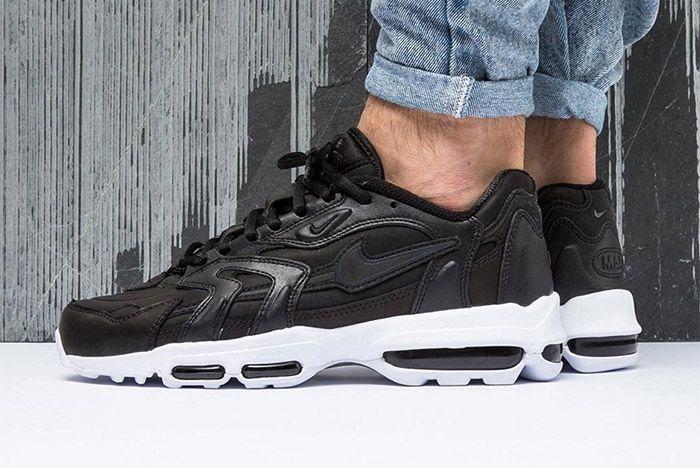 Nike Air Max 96 Ii Xx Black White 3