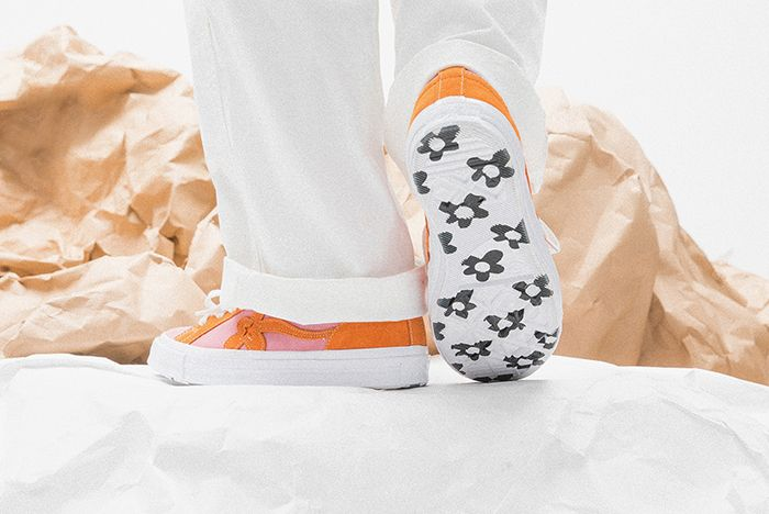 Golf Le Fleur Converse Tyler The Creator Two Tone Uno Closer Look 010 Sneaker Freaker