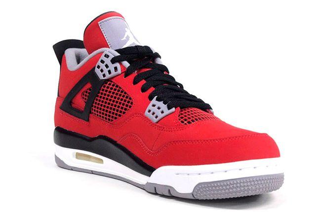 Air Jordan 4 (Toro Bravo) - Sneaker Freaker