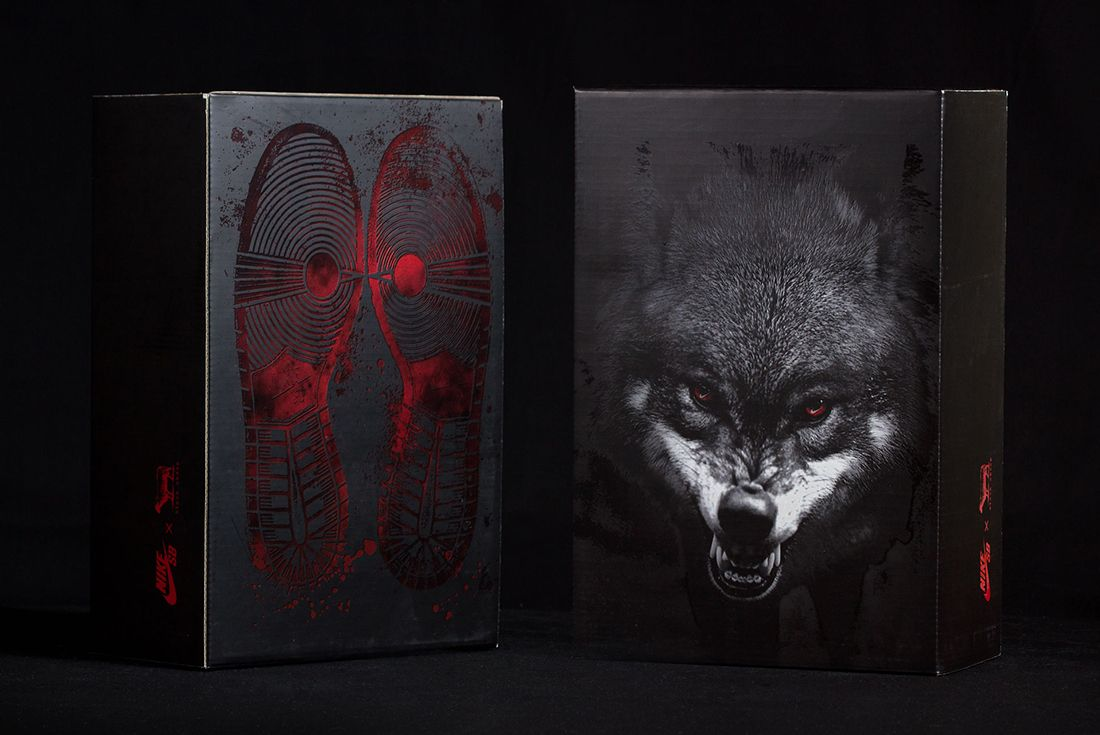 Black Sheep X Nike Sb Dunk High Wolf In Sheeps Clothing8