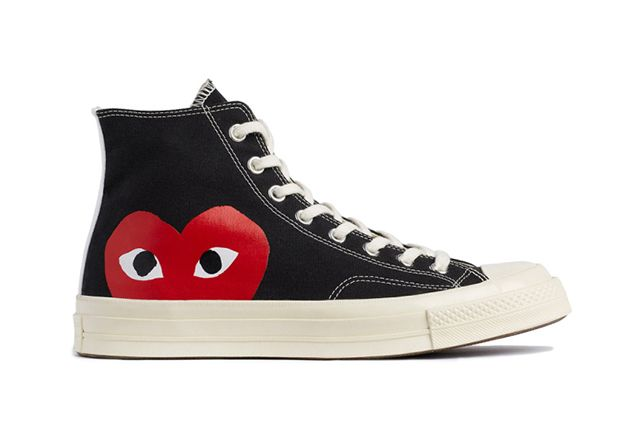Comme Des Garcons Play X Converse Chuck Taylor All Star 70 Collection 3