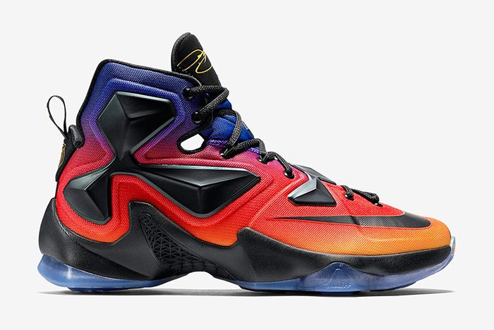 Nike Lebron 13 Doernbecher Freestyle Collection 20156