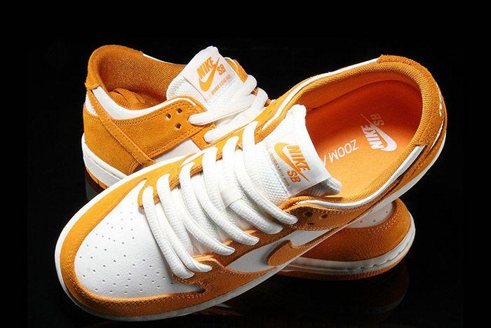Nike Sb Dunk Circuit Orange 3