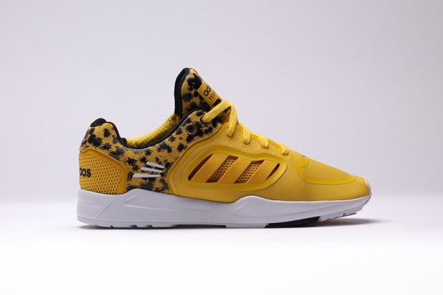 Adidas Tech Super 3 0 Tribe Yellow 4
