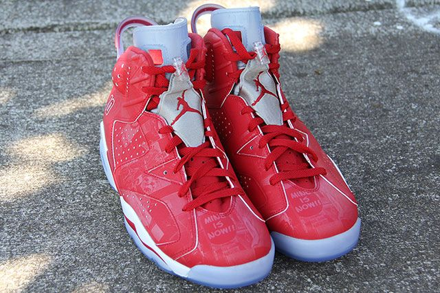 Air Jordan 6 Slam Dunk 9