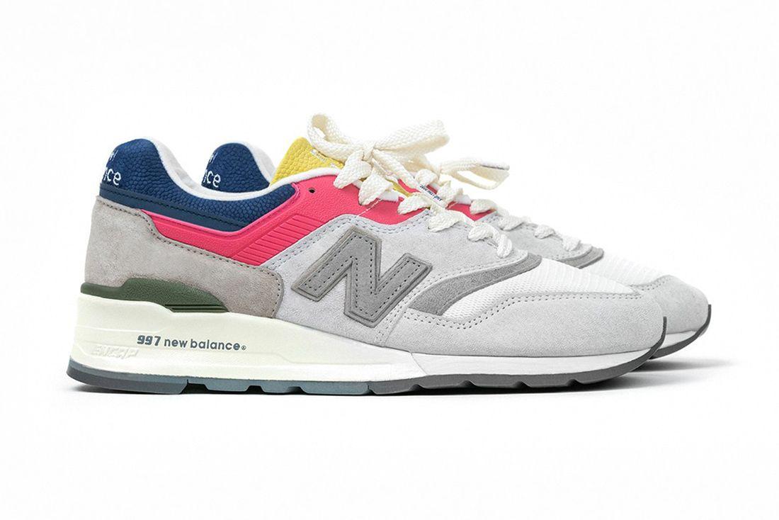 Aime Leon Dore 1 New Balance 2019 Sneakerhub Feature