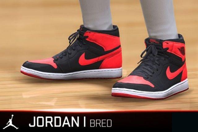 Nba 2 K15 Air Jordan Retros 10