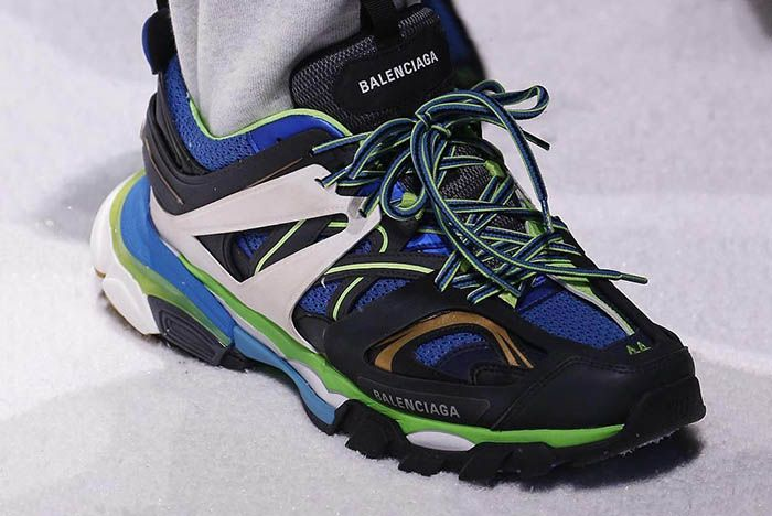 Balenciaga Fw18 Trail Sneaker 1