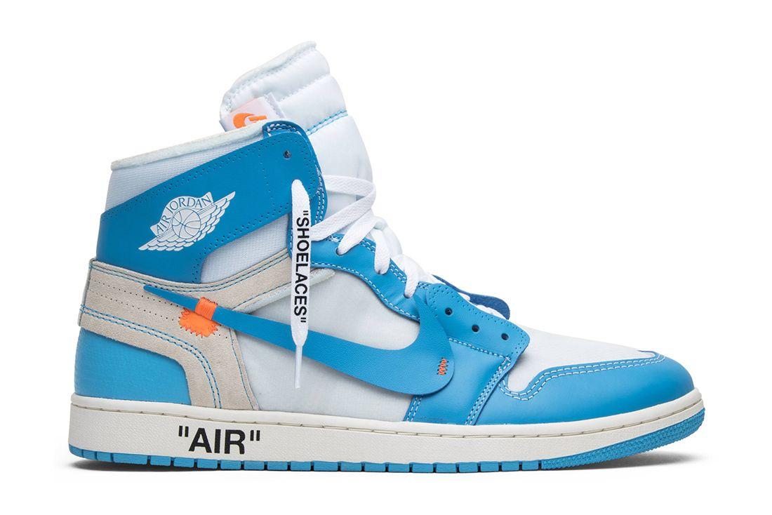Off White Air Jordan 1 Retro High Og Unc Aq0818 148 Lateral