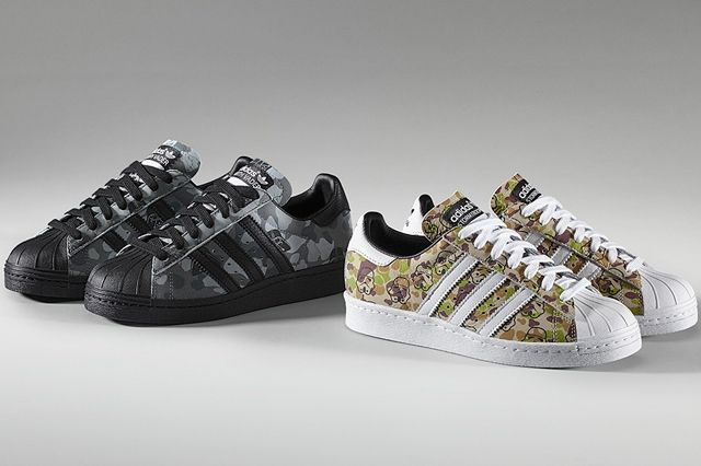 Adidas Superstar Star Wars Miadidas Droid Pack 4