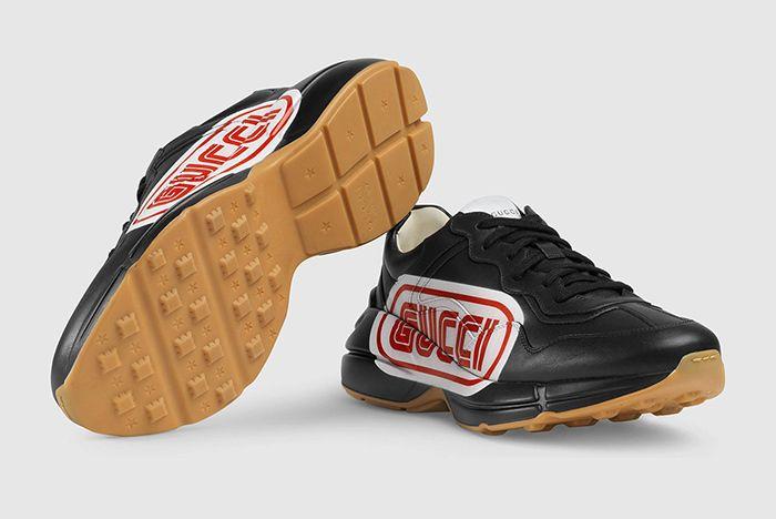 Gucci Rhyton Sega 02 Sneaker Freaker