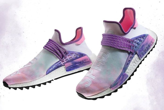 Pharrell Williams Adidas Hu Nmd Trail Holi 1