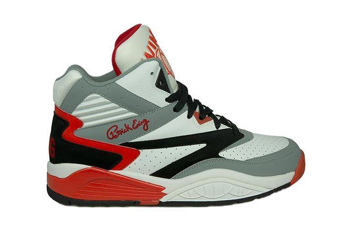 Ewing Sport Lite Grey White Red