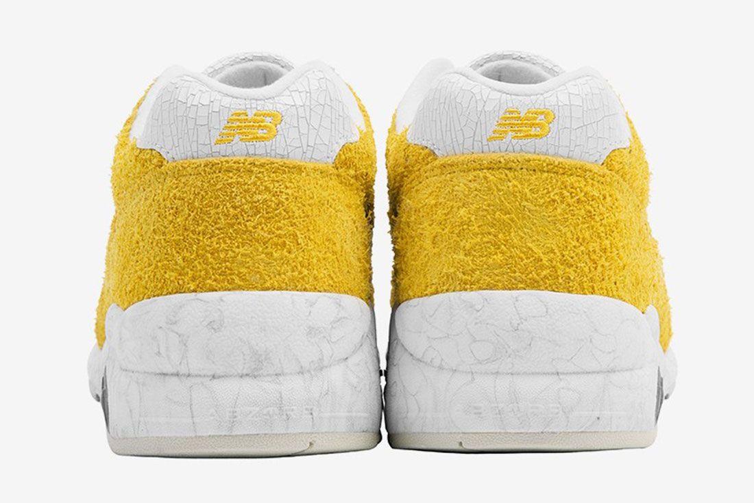 Randomevent X New Balance 580 Yellow 3 Heel