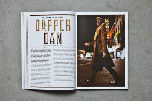 Sneaker Freaker Issue26 Dapper Dan 1