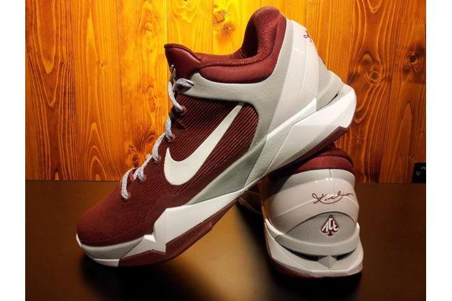 Nike Kobe 7 Lower Merion Aces 01 1