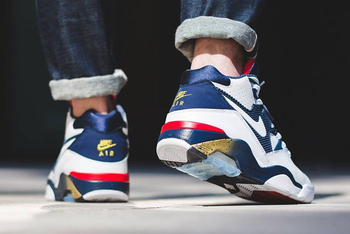 Nike Air Force 180 Olympic Charles Barkley5