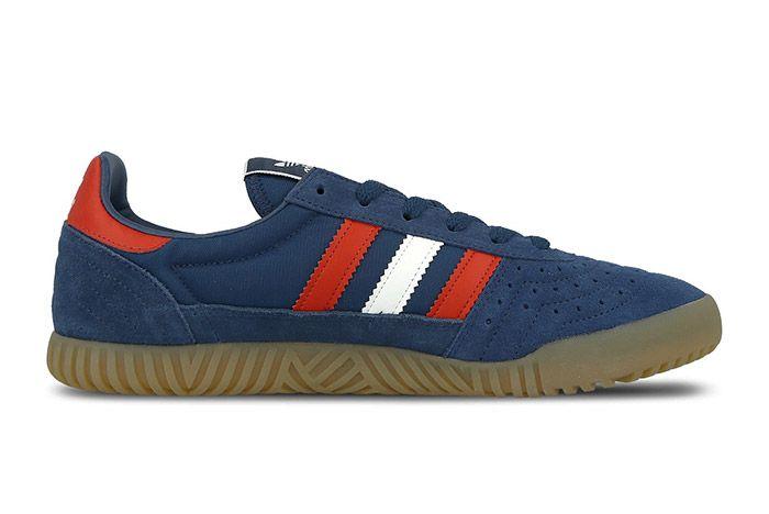 Adidas Indoor Super Mystery Blue 5