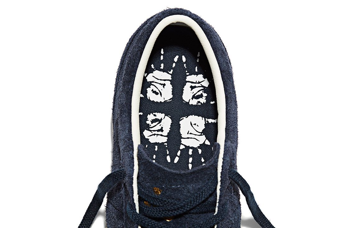 Sage Elsesser Converse Cons One Star Cc Pro Navy 6