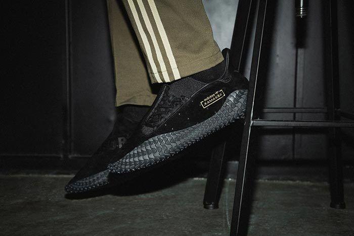 An On Foot Look At Neighborhoods Latest Adidas Colab 2