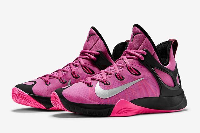Kay Yow Nike Hyperrev 2015 Think Pink 6