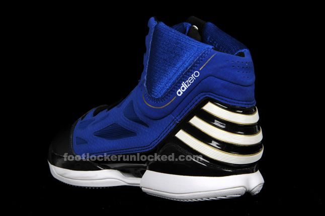 Adidas Adi Zero 2 5 Rose Hard Knocks 06 1