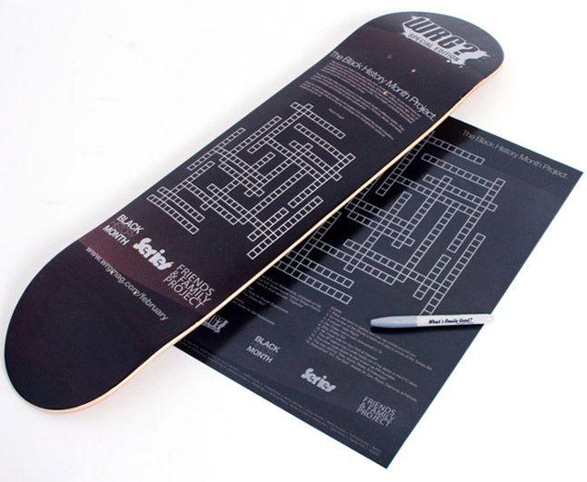 Wrg X Series Skateboards 1