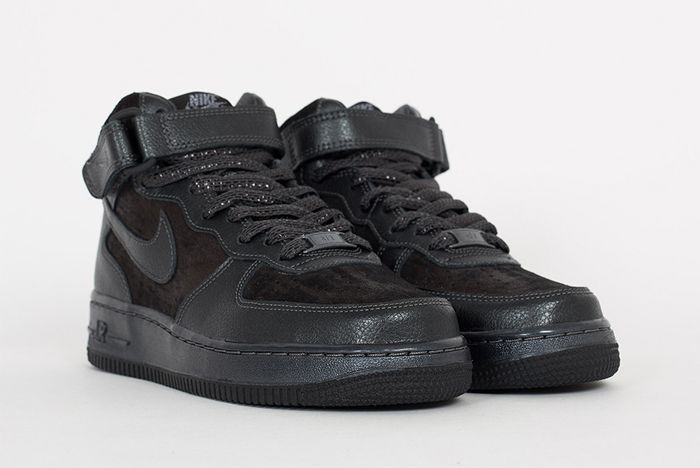 Nike Air Force 1 Mid Wmns Obisidan 2