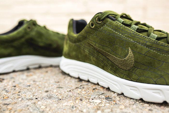Nike Mayfly Leather Prm Legion Green 6