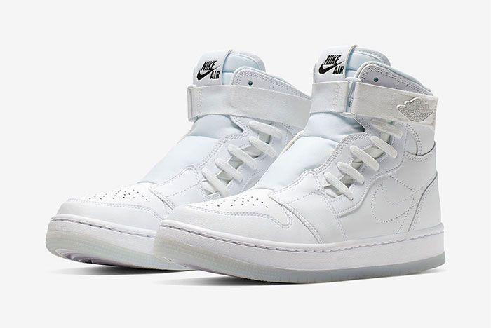 Air Jordan 1 Nova Xx White Quarter