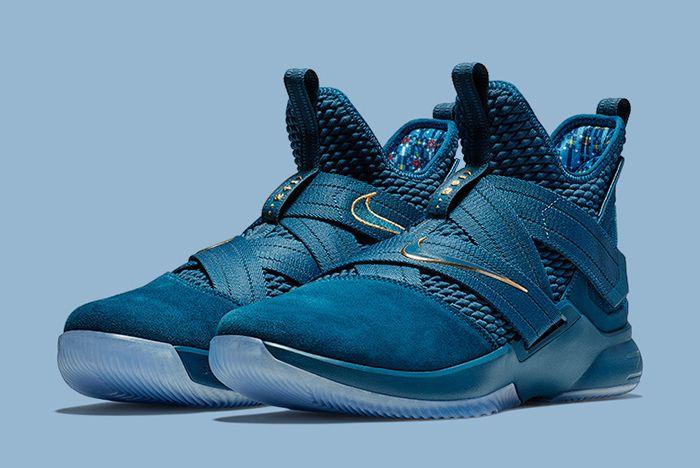 Nike Lebron Soldier 12 Agimat 1