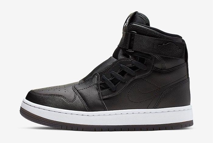 Air Jordan 1 Nova Xx Black Left