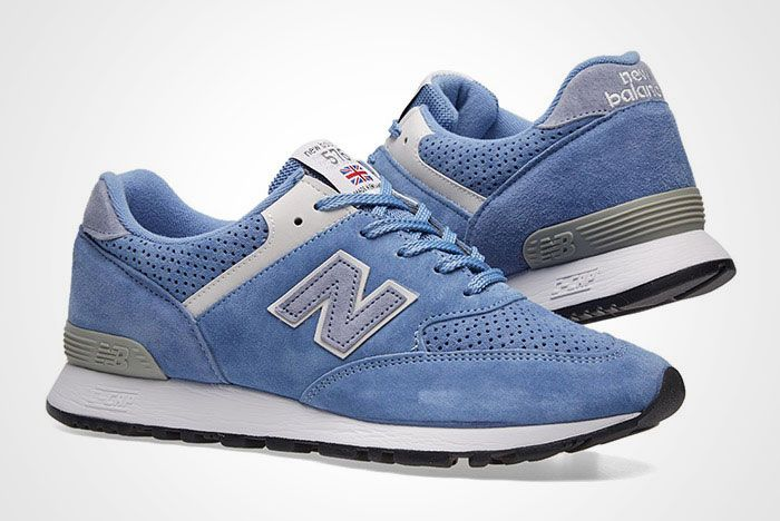 New Balance 576 Womens Blue Thumb