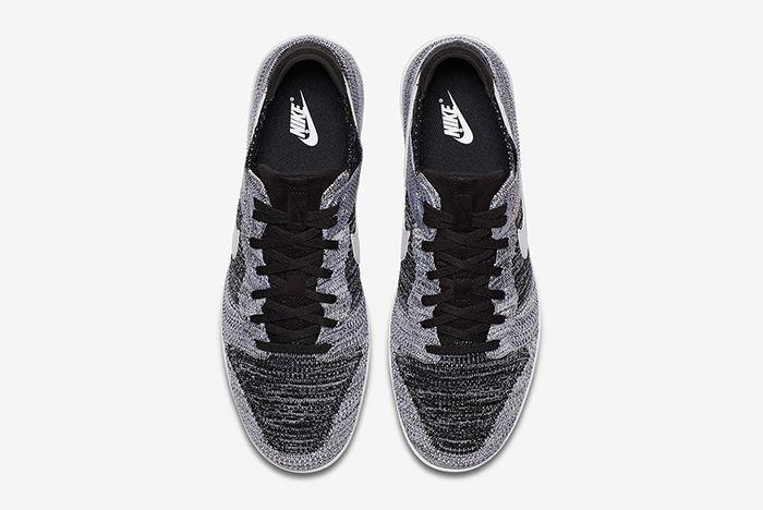 Nike Dunk Low Flyknit Oreo 2