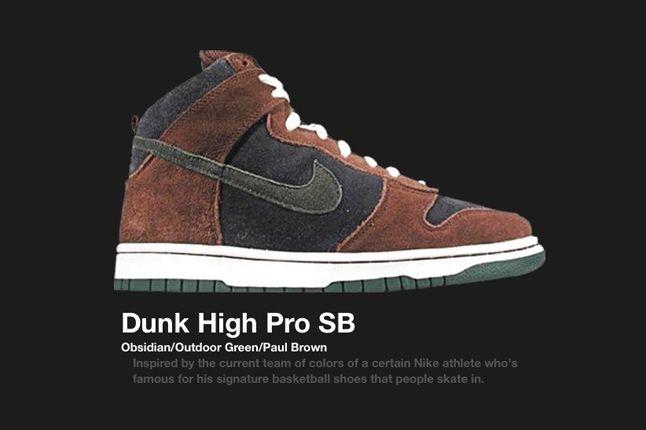 Nike Dunk Sb High Outdoor 2002 1