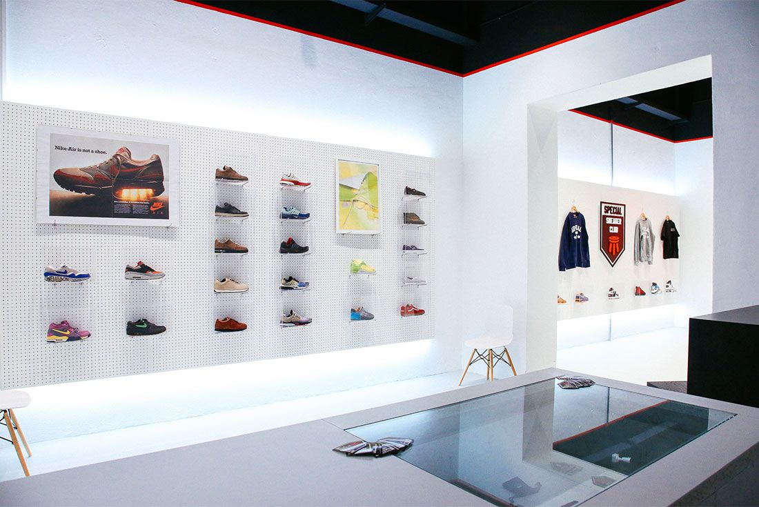 Special Sneaker Club Headquarters Milan In Store Shot5