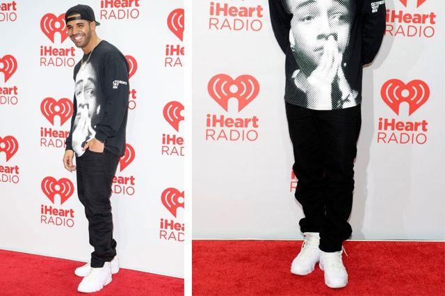 Drake Sneaker Style Profile 4