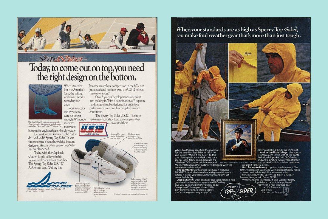 History Of Sperry 1987