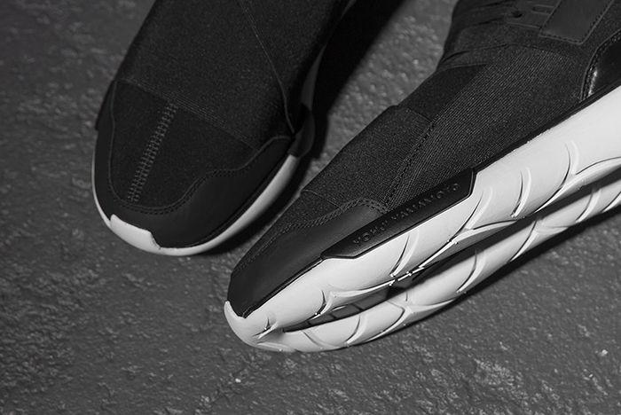 Og Adidas Y3 Qasa Black 4