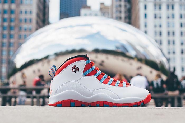 Air Jordan 10 Chi City2