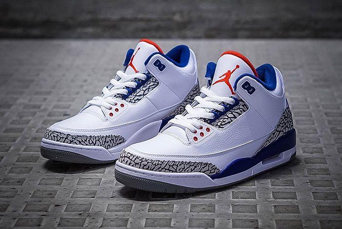 Air Jordan 3 Retro True Blue 2