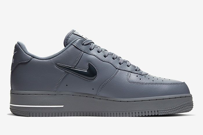 Nike Air Force 1 Low Jewel Grey Right