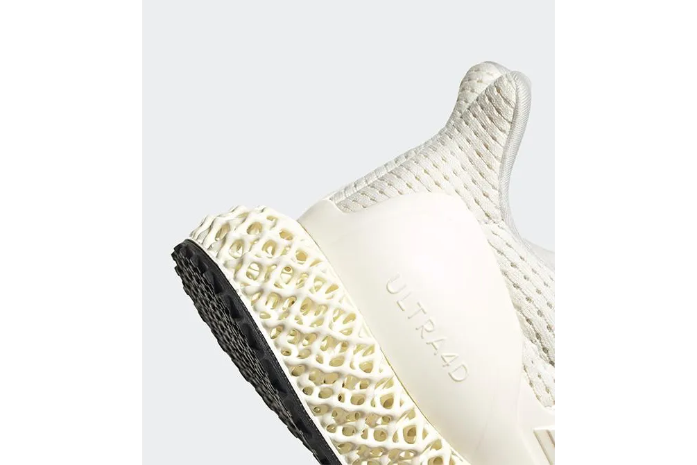adidas Ultra4D Core White FX4089